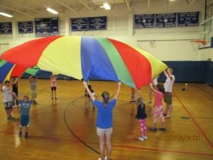 summer 14 parachute
