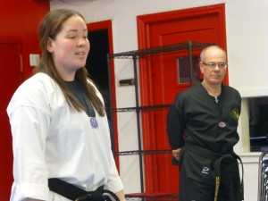 Garden School Taekwondo Club Belt Promotions