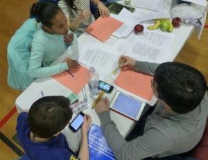 Garden School Debate Team is Unmatched in New York! Headed to Regionals!