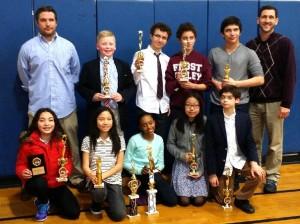 Garden Debate Team to Receive Award from NY City Council