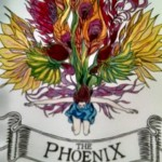 """The Phoenix Rises"" Literary Journal is Online!"